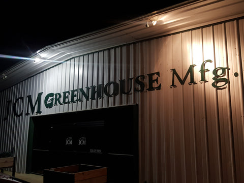 JCM Greenhouse Mfg. exterior