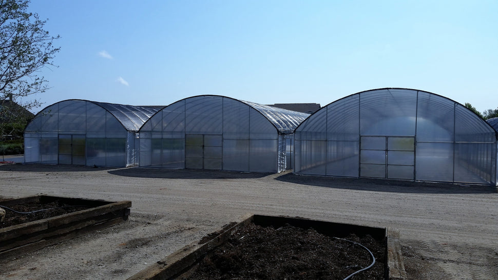 jcm greenhouse mfg - Commercial Greenhouse Kits