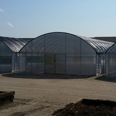 Free standing commercial greenhouse kits