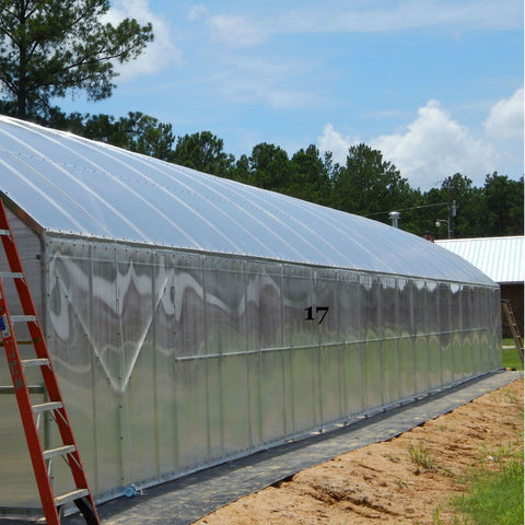 polycarbonate greenhouse covering