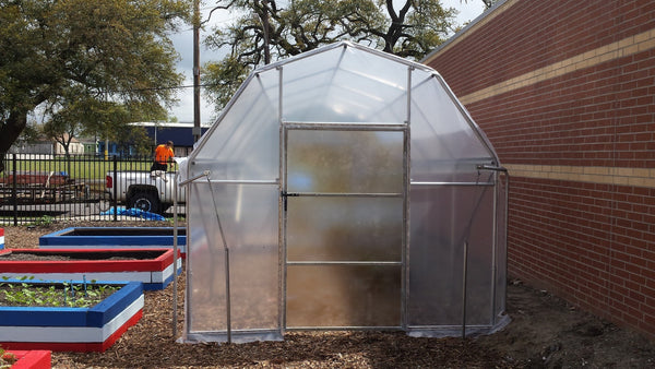 Hybrid 5' length additions - JCM Greenhouse Mfg.