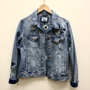 Forever21 Denim Jacket Women's S