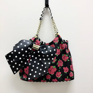 Betsey Johnson Purse Large
