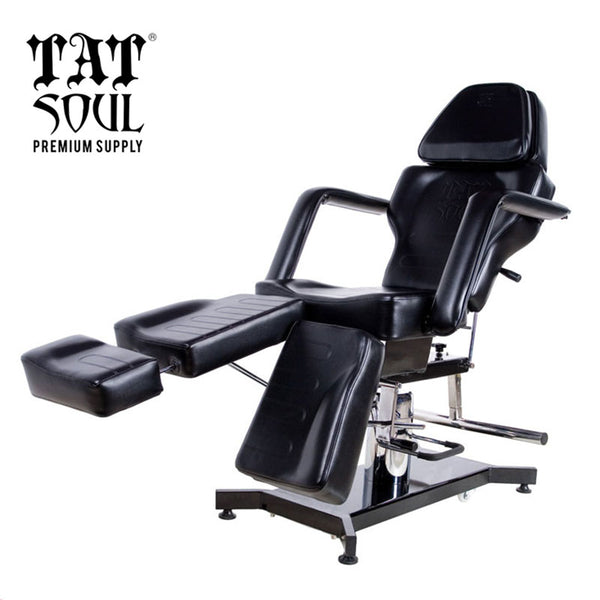 TATSOUL 370-S Client Chair - BLACK