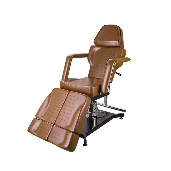TATSOUL 370-S Client Chair - TABACCO
