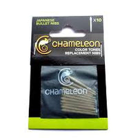Chameleon Replacement Bullet Tips - 10 pcs