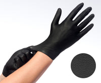 Comforties Soft Nitril - easyglide & grip - BLACK