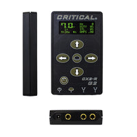 CRITICAL CX-2-G2 WITH WIRELESS FOOTSWITCH COMBO