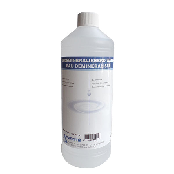 Gedemineraliseerd Water