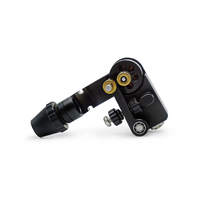LACEnano Rotary Tattoo Machine - SATIN BLACK