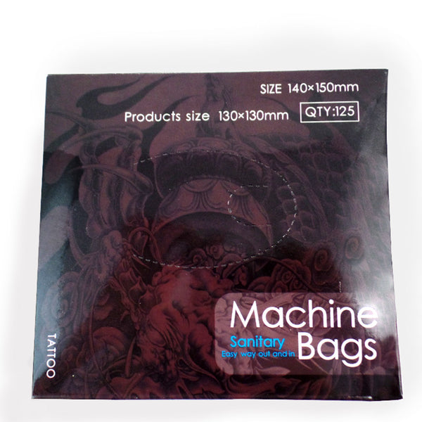 Machine bags - 250pc
