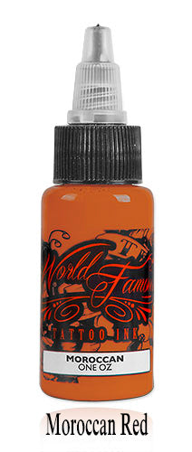 Moroccan Red 15ml