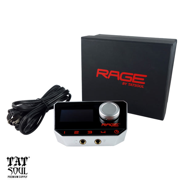 TATSOUL RAGE POWER SUPPLY - DIAL