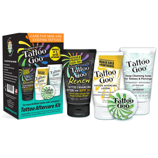 TATTOO GOO - Tattoo Aftercare Kit