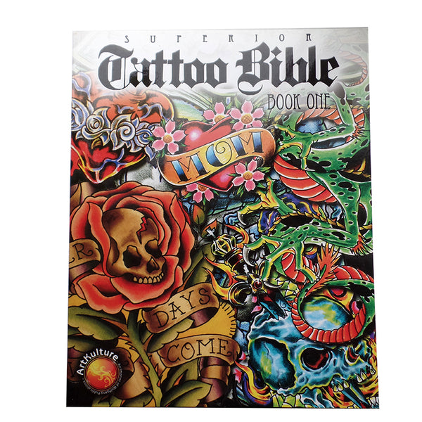 Tattoo Bible Book 1