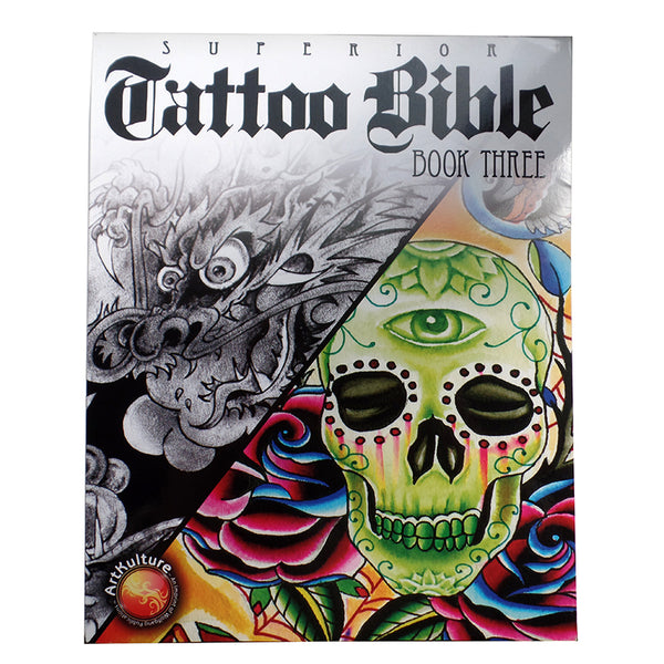 Tattoo Bible Book 3