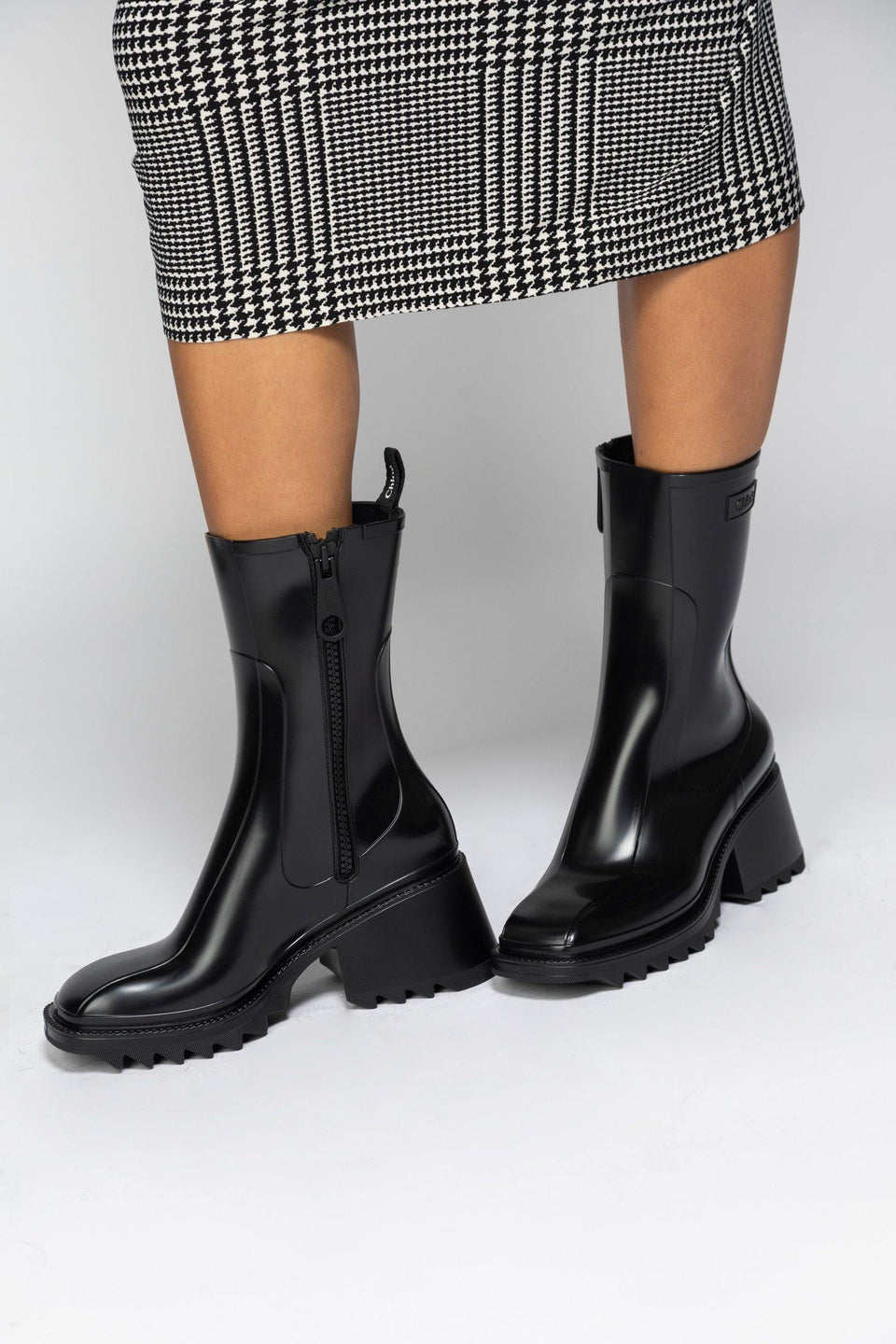 Betty Rain Boots - Sevens bags & shoes