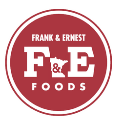 100% Grassfed Ground Beef Patties | (12) 1LB Packs (each contains 1/3  | Frank and Ernest Market