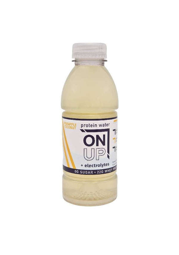 OnUp Protein Water - Pineapple Coconut 4 Pack