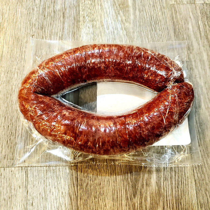 Pasture-Raised Beef Ring Bologna, 1LB
