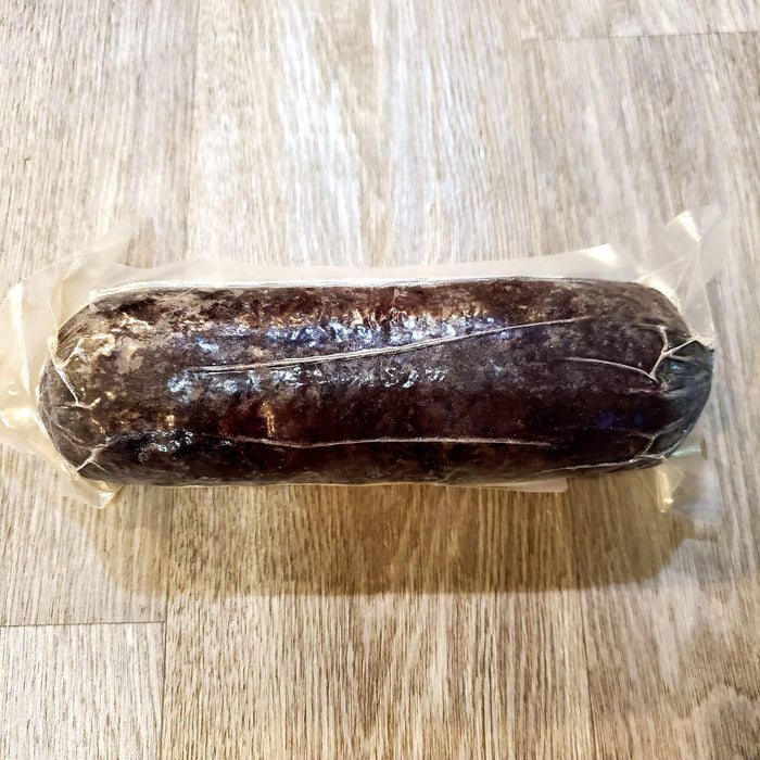 Pasture-Raised Cranberry, Beef Summer Sausage, 1LB