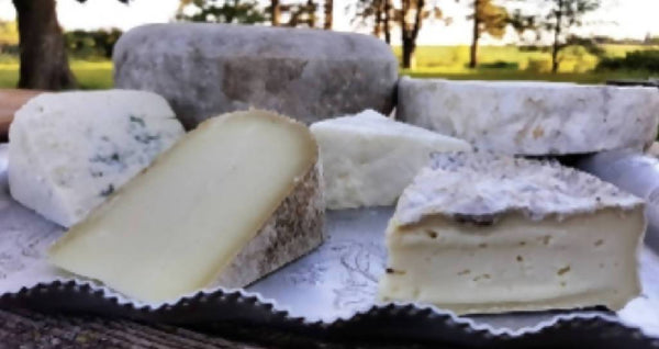 Cheese Love for a Crew (Serves 5): Artisan Sheep Milk Cheeses