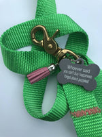 Luca's Charming Dog Leash - TEEN OWNED & OPERATED!