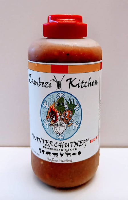 WINTER CHUTNEY (HOT) - Seasoning Sauce