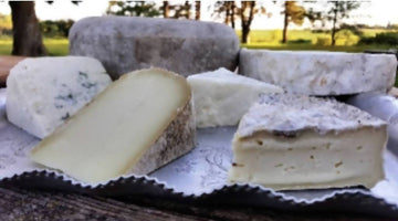 Cheese Love (Serves 1 or 2): Artisan Sheep Milk Cheeses