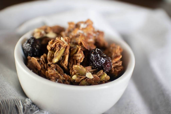 Granola - Yes, Please: Coconut, Dried Cranberries, Chocolate