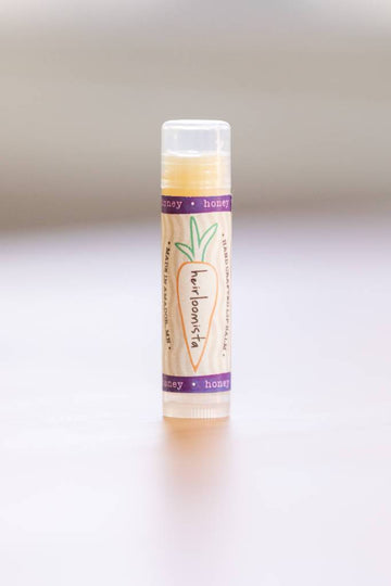 Honey Beeswax Lip Balm | Organic, Hand Poured