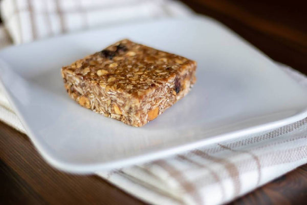 Granola Bars - Sharing is Caring: Coconut, Dried Cranberries, Almonds