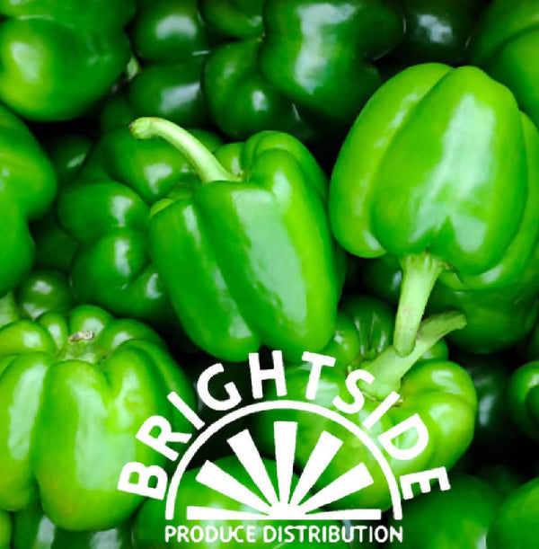 Bell Pepper (Green) (per unit) - Conventional