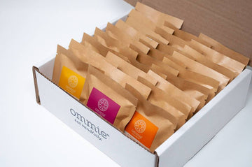 Ommie Snacks: 36-bar Variety Pack Free Shipping