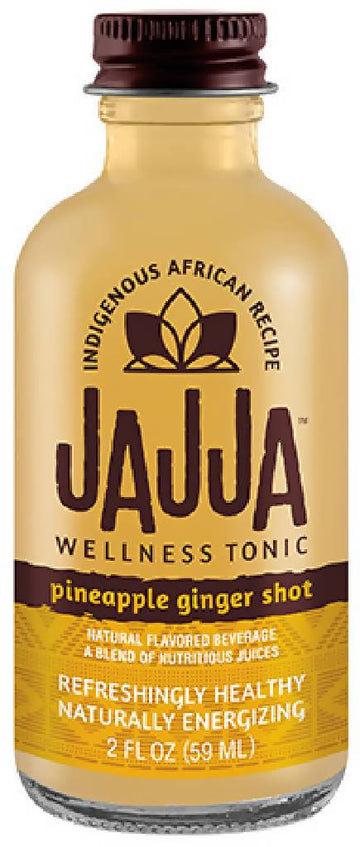 12 PACK - Pineapple Ginger Wellness Shot