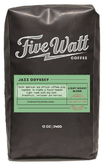 Jazz Odyssey Light Roast