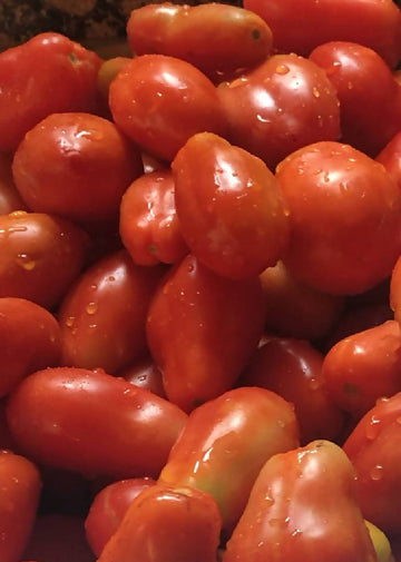 Organic San Marzano Tomatoes: Great for Sauces