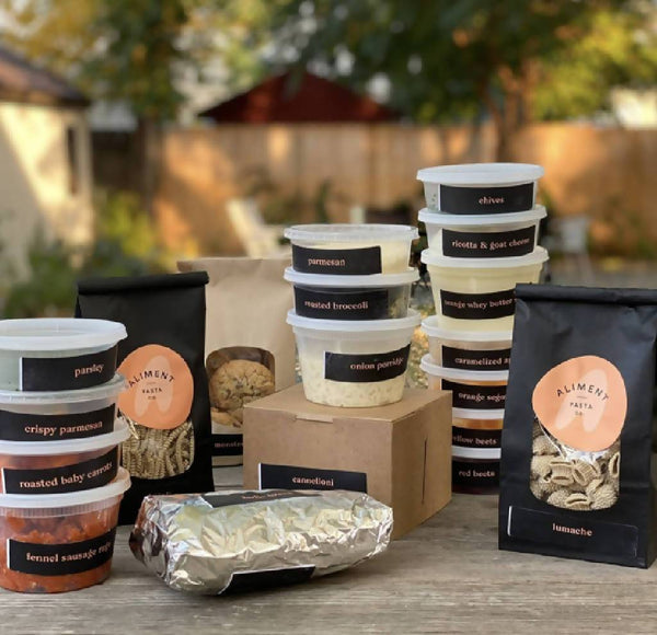 Fresh Pasta & Sauces Subscription | One, Three & Six Months with Home Delivery