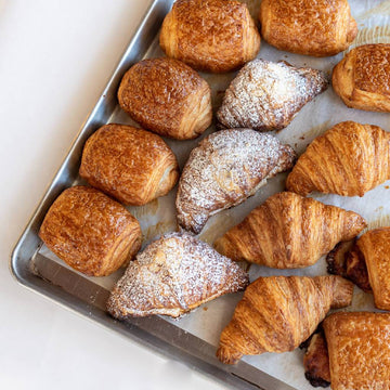 Croissants | Plain, Almond or Chocolate (Serves 1)