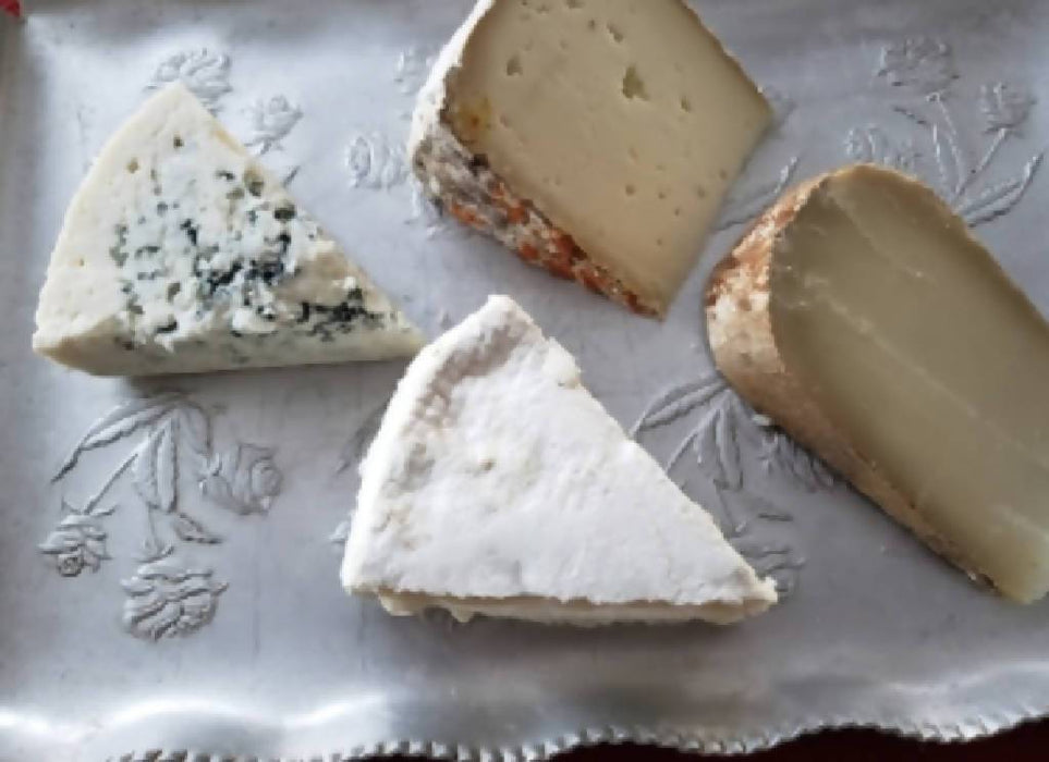 Big Woods Blue, Award-Winning Artisan Sheep Milk Cheese