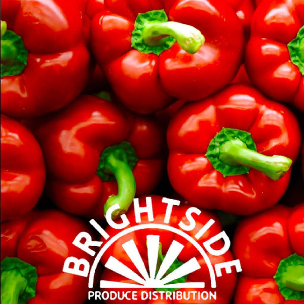 Bell Pepper (Red) (per unit) - Conventional