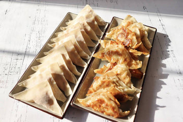 Dumplings (Fried or Frozen) (Serves 2)