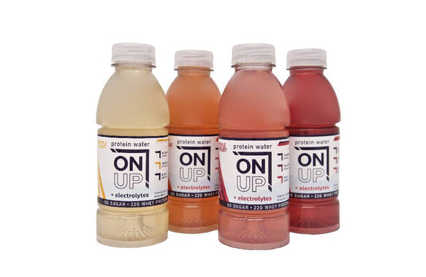 OnUp Protein Water - Triple Berry 4 Pack