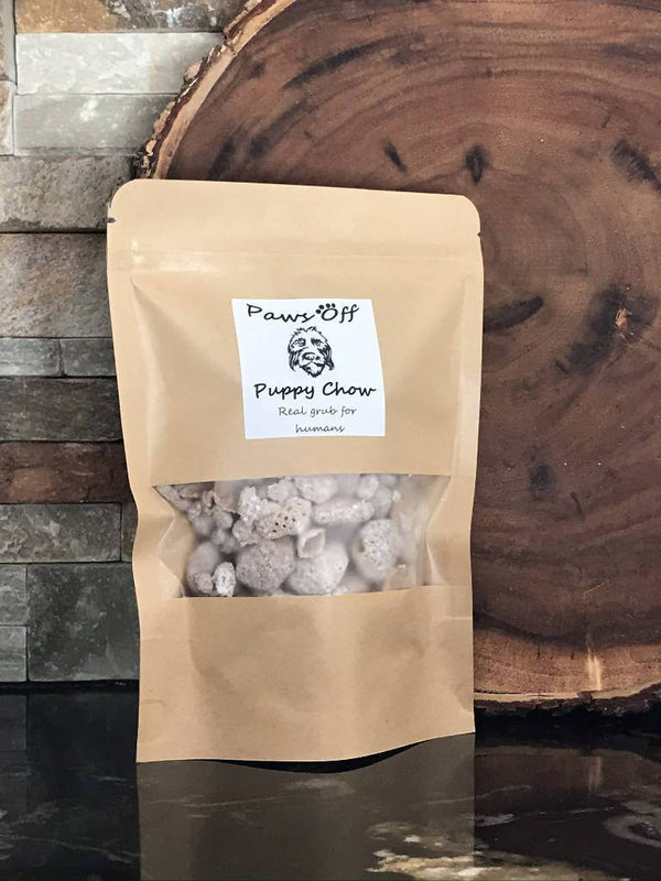Paws Off Puppy Chow - 5oz Package