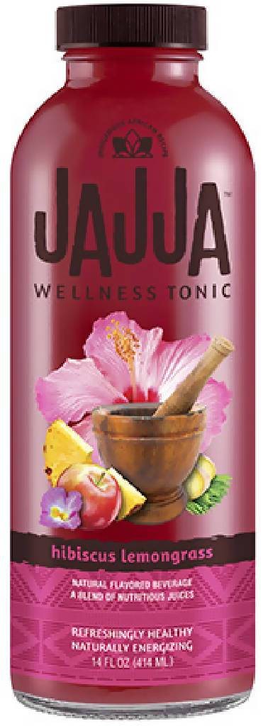 12 PACK - Hibiscus Lemongrass Wellness Tonic