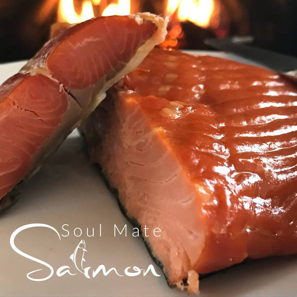 Smoked Wild Alaska Coho Salmon - 2 pounds - Limited Supply- Now for Linden Hills pickup only
