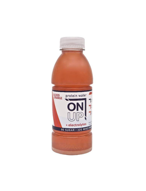 OnUp Protein Water - Blood Orange 4 Pack