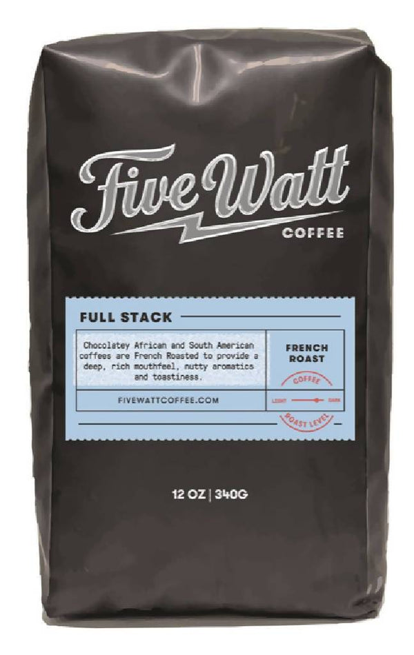Full Stack French Roast