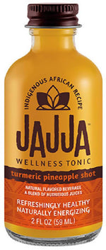 12 PACK - MIX AND MATCH WELLNESS SHOTS - Turmeric and Pineapple Ginger