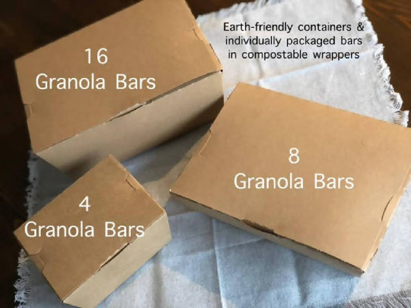 Granola Bars - Golden Rule: Coconut, Chocolate, White Chocolate